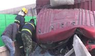视频 | 承唐高速上4车追尾4人被困……