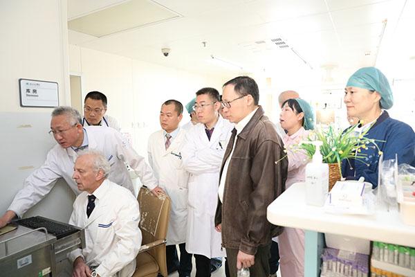 2019中国—加拿大白求恩医学发展协会心脏外科学术研讨会在唐举行
