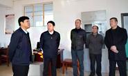 副市长闫泽利到唐山市退役军人事务局调研