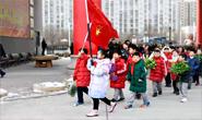 视频|路北区外国语实验小学开展红色教育
