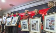 """唐山市野生动物保护协会与老摄影家协会""""迎春联谊"""""""