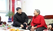 路南区委书记孙辉福、区政府区长李俊朝节前深入基层走访慰问调研