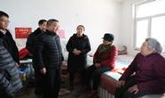 路南区人民检察院走访慰问贫困户传递温暖
