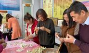 开源社区小年包饺子送温暖