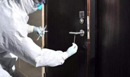 小心!一确诊病例家中门把手上测出新冠病毒核酸