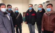 甘当绿叶默默付出――疫情防控期间唐山人民医院后勤保障部门工作纪实