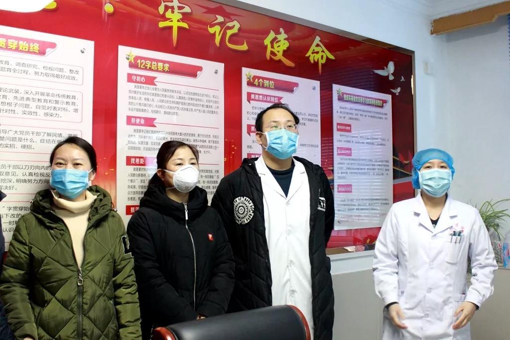 博士带队!唐山市人民医院第二批