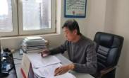 疫情面前,一位共产党员的担当――记女织寨乡卫生院院长兼党支部书记李云虎