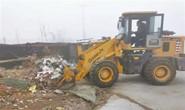 开展环境整治攻坚,消灭城乡卫生污染源
