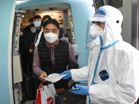 青岛机场回应:韩国航线进港旅客韩籍人士不到20%