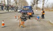 路北市政所启动辖区道路养护维修工作