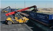 新华社报道:曹妃甸港区构建西部内陆港发展海铁联运