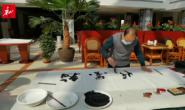视频|唐山:翰墨飘香,百幅书画作品赠英雄