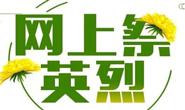 """路北区开展""""清明网上祭英烈""""活动"""