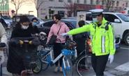 唐山交警开始深度治理行人、非机动车交通违法行为