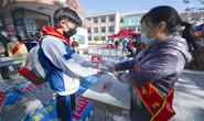 """""""硬核""""措施保障师生复学安全!路北区749名高三学子昨日返校复学"""