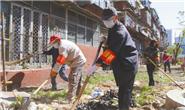 视频|携手清洁家园 共享文明生活