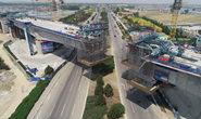 组图|京唐城际铁路唐山段建设稳步推进