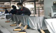 组图|滦南:钢锹企业赶制订单生产忙