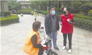 春晓社区积极开展全民营养周宣传活动