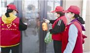 女织寨乡掀起爱国卫生运动热潮