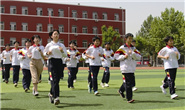 唐山友谊中学:营造健康校园环境