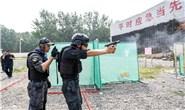 """230名特警队员""""一决高下""""!唐山市公安局开展特巡警系统警务技能大比武"""