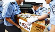 唐山警方开展毒品集中销毁活动