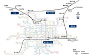市郊铁路东北环线计划年底通车,可在北京东站与副中心线换乘