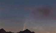 难得一见的大彗星来了!肉眼可见的绝美画面