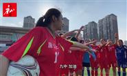 视频|唐山九中:校园女足,尽享绿茵假期