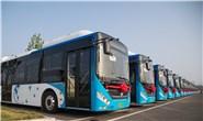 358部纯电动公交车上路!唐山巴士全面进入绿色新能源时代