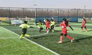 路南区青少年足球运动蓬勃发展