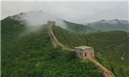 新华社聚焦|迁安:云雾笼罩长城