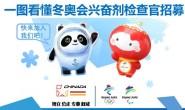 服务北京冬奥会 国家体育总局面向社会招募兴奋剂检查官
