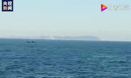 一渔船在大连海域被撞沉没:10人失踪,仍在搜救
