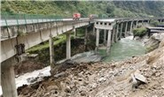 突发!雅西高速一桥梁因山体垮塌断裂,交通中断