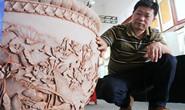 景德镇大师与唐山市民面对面交流,近千件大师作品亮相唐山陶瓷博览中心