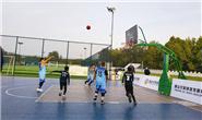 篮球赛场新华少年彰显风采