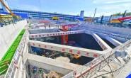 北京城市副中心这项大工程主体结构开建!主隧道9.2公里,11条道路将贯通