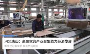 视频|唐山:高端家具产业聚集助力经济发展