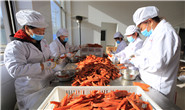 迁西:小红薯大产业