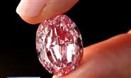 """世界最大紫粉钻石""""玫瑰之魂""""卖出1.76亿元"""