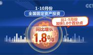 视频|10月份国民经济持续稳定恢复