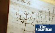 达尔文两本珍贵笔记本或遭窃!内含关于进化论的开创性想法
