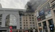 视频|北京世贸天阶上午发生火灾,目前已被扑灭