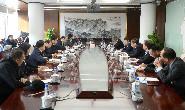 张古江在京会见北汽集团和华能集团领导并出席市政府与华能集团全面深化战略合作框架协议签约仪式