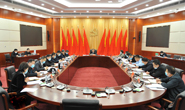张古江主持召开唐山市委财经委员会第三次会议