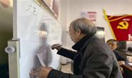 视频|翔云诗社在香木林社区开课啦
