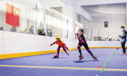 路南区第二届冰雪运动会举办